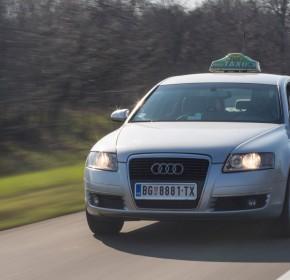 Naxis Taksi Vozila