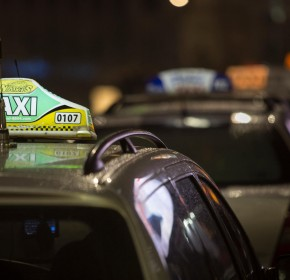 Taxi osobe sa posebnim potrebama